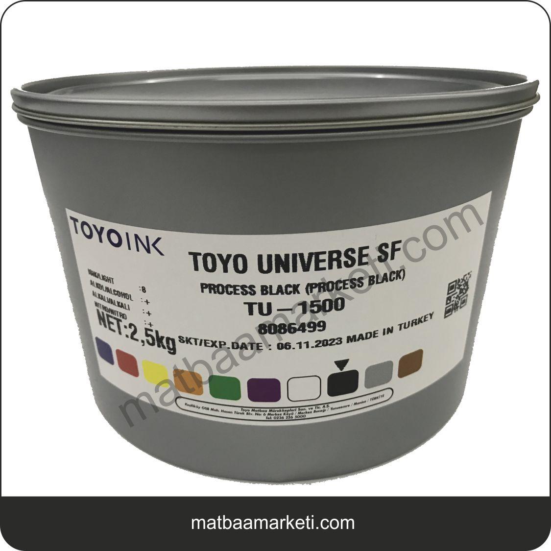 Dyo Universe SF Process Siyah