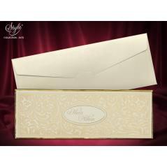 Style Lüks Düğün Kartı 3670