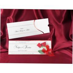Style Lüks Düğün Kartı 3708