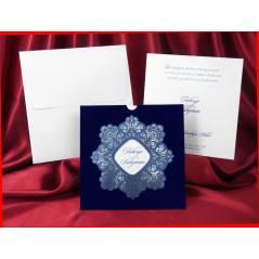 Style Lüks Düğün Kartı 3720