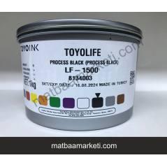 Dyo Toyo Siyah - Life Serisi LF-1500