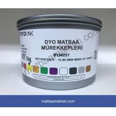Dyo Toyo Mavi 072 C Matbaa Mürekkebi - AN-3172 - 1Kg