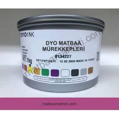 Dyo Toyo Violet Matbaa Mürekkebi - AN-3451- 1Kg
