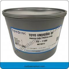 Dyo Toyo Universe Mavi Matbaa Boyası - TU Serisi -1 Kg