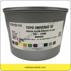Dyo Toyo Universe Sarı Matbaa Boyası - TU Serisi -1 Kg