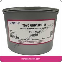 Dyo Toyo Universe Magenta Matbaa Boyası - TU Serisi -1 Kg