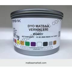 Dyo Toyo Parlak Vernik - 1 Kg