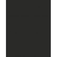 Siyah Renk IT 401 Fon Kartonu 50x70 Cm 120 Gr