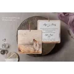 Wedding Davetiye 8246