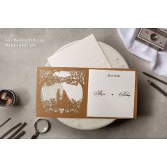 Wedding Davetiye 8325