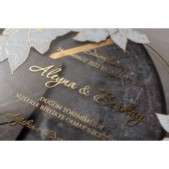 Wedding Davetiye 8379
