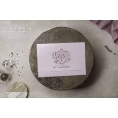Wedding Davetiye 8410