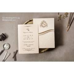 Wedding Davetiye 8423
