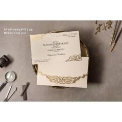 Wedding Davetiye 8442