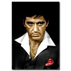 Al Pacino Pop Art Tablo