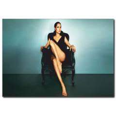 Angelina Jolie Poster Tablo UN1074