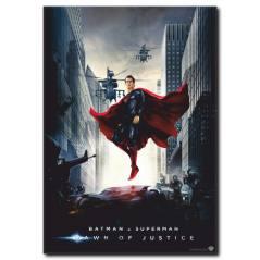 Superman Film Afişi Tablo