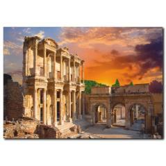 Efes Antik Kent Tablosu