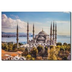 Sultanahmet Camii Kanvas Tablo