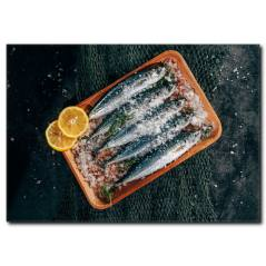 Balık Kanvas Tablo