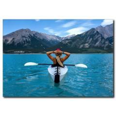 Kano Sporu ve Relaxing Kanvas Tablo