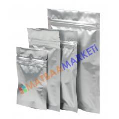 Aluminyum Kilitli Doypack 11x18,5x3,5 Cm