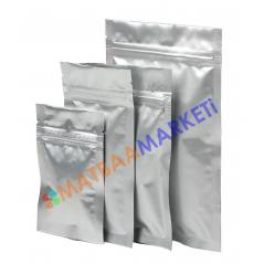 Aluminyum Kilitli Doypack 20x30x5 Cm