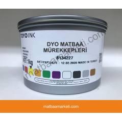 Dyo Toyo Orange Matbaa Mürekkebi - AS 0256 - 1 Kg
