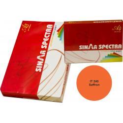 Safran Renkli A4 Kağıt Sinarspectra 500 Sayfa IT-240