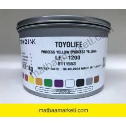 Dyo Life Sarı Mürekkep LF-1200 - 1 Kg