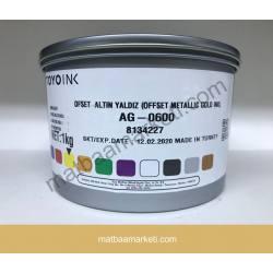 Dyo Altın Yaldız AG-600 - 1 Kg